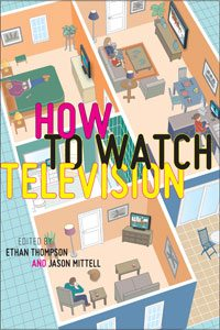 How to watch TV_book cover_Full