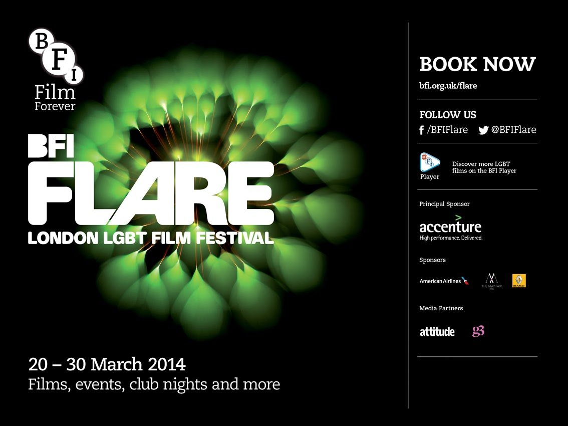 Necsus | Minds, bodies, and hearts: Flare London LGBT Film Festival 2014
