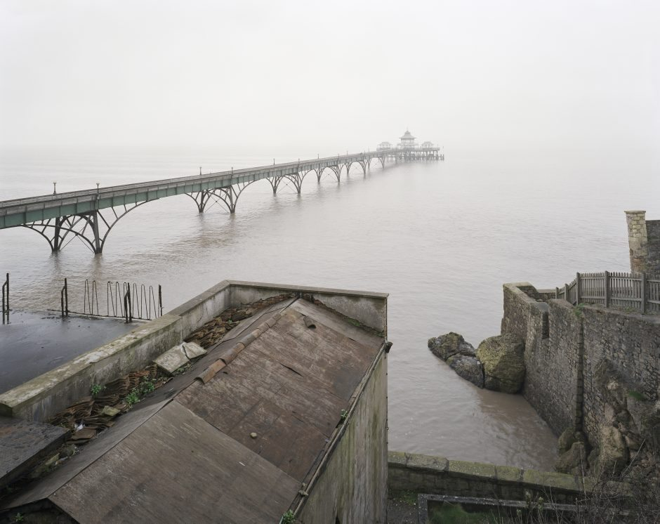 Clevedon Pier #A, Somerset, February 2011