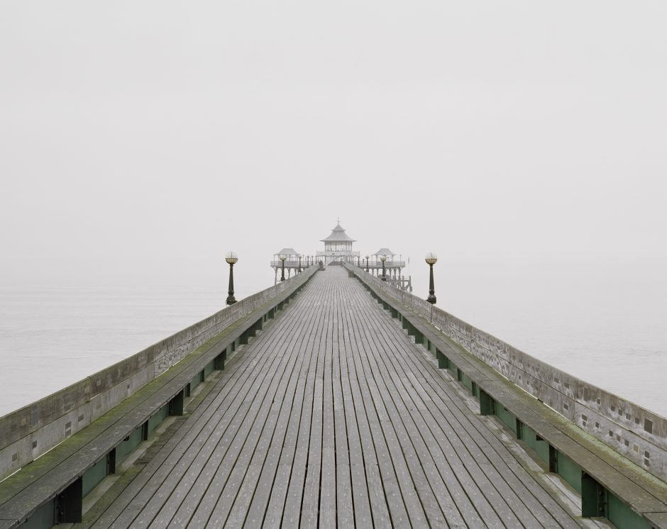 Clevedon Pier #C, Somerset, February 2011