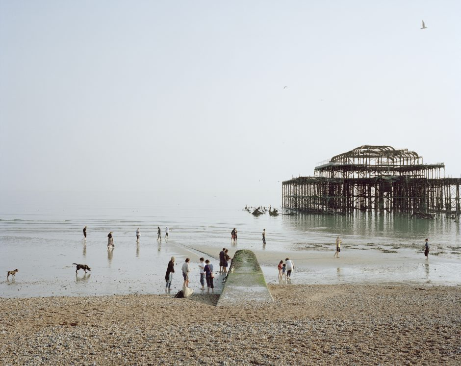 Brighton West Pier, East Sussex, April 2011