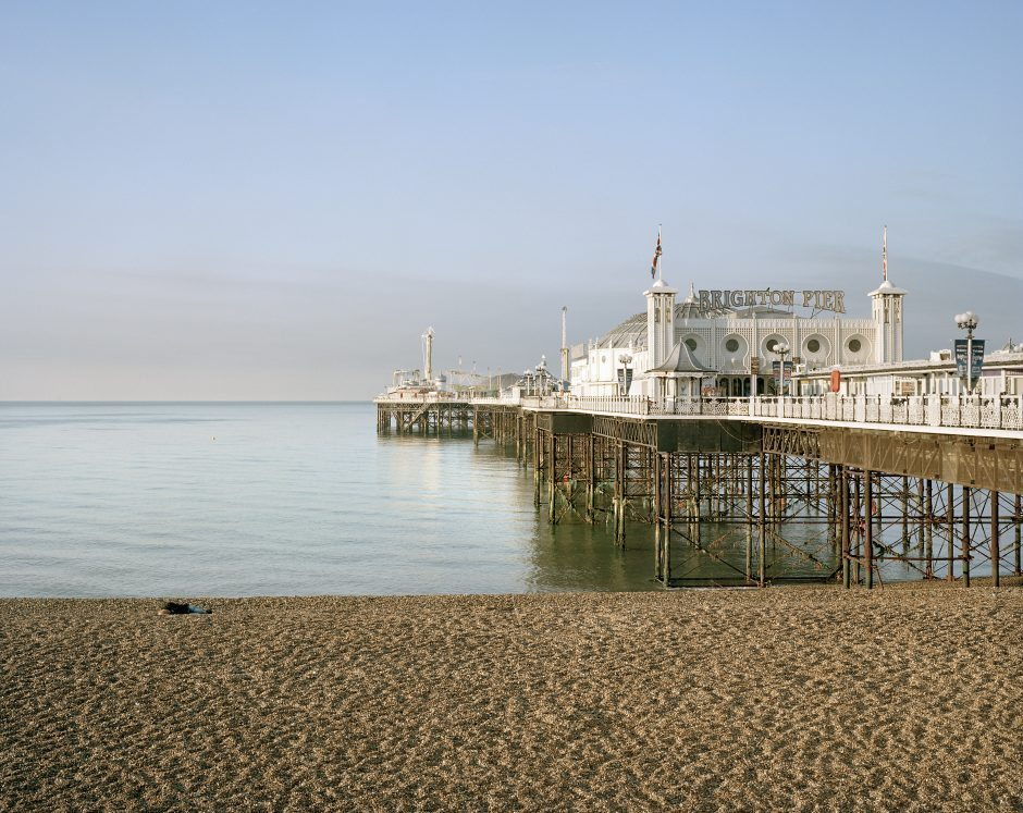 Brighton Palace Pier #B, East Sussex, April 2013